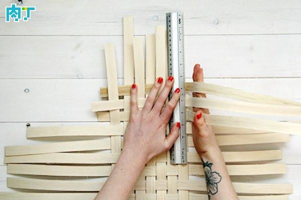 手工编织篮子的方法 教你用环保材料编篮子