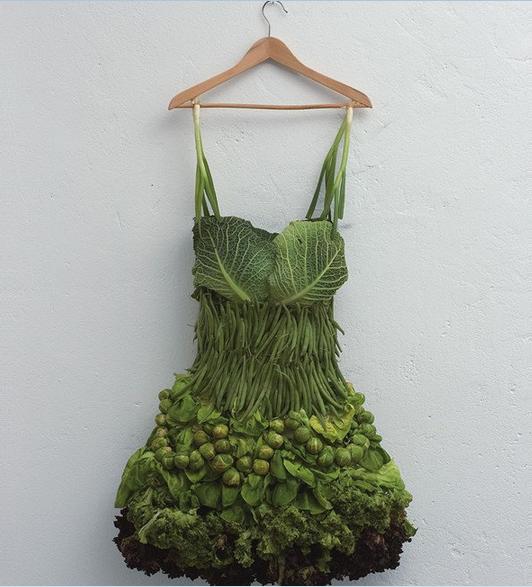 水果/蔬菜的创意幽默diy