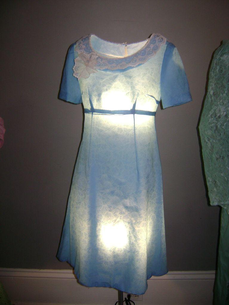 复古服装灯