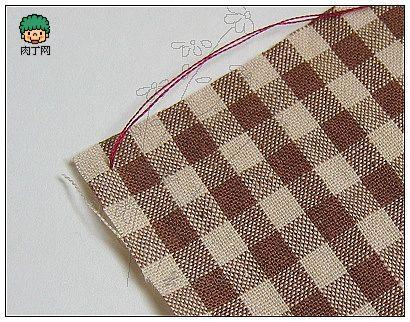 intro: 布艺缩褶包手工制作教程